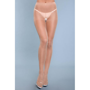 Everyday Wear Kruisloze Panty - Beige